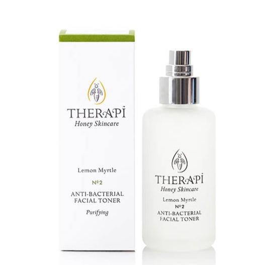 99% organic therapi lemon toner