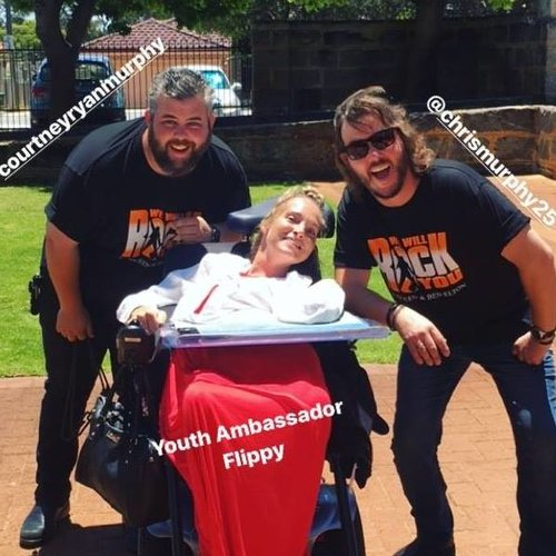 Behind the Scenes with Youth Ambassador, Flippy Lee    Read article >