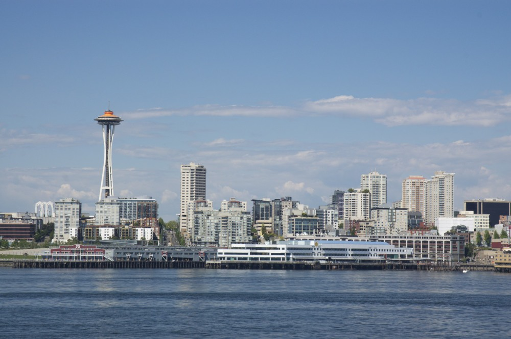 Seattle in the Spring - Savannah Page author