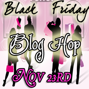 BlackFridayBlogHop2012 with Carrie Ann - Savannah Page author