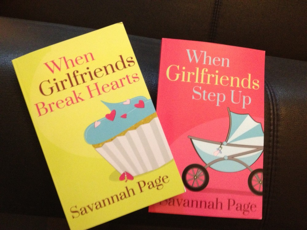 When Girlfriends Break Hearts and Step Up - Savannah Page