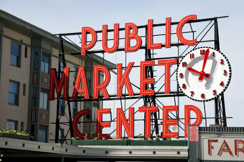 Pike Place Market Seattle - Savannah Page
