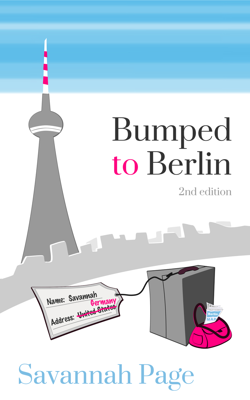 Bumped to Berlin - 2nd Edition - EBOOK