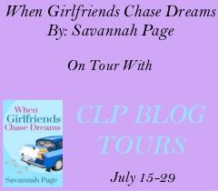 When Girlfriends Chase Dreams Chick Lit Plus Button