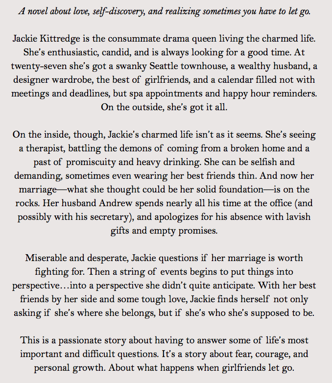 When GIrlfriends Let Go by Savannah Page blurb