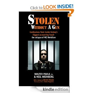 Stolen Without a Gun by Walter Pavlo Jr