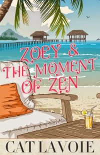 Zoey & The Moment Of Zen - Books In Bloom - Savannah Page