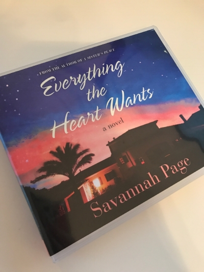 Everything the Heart Wants Audiobook by Savannah Page - Lake Union Publishing.jpeg