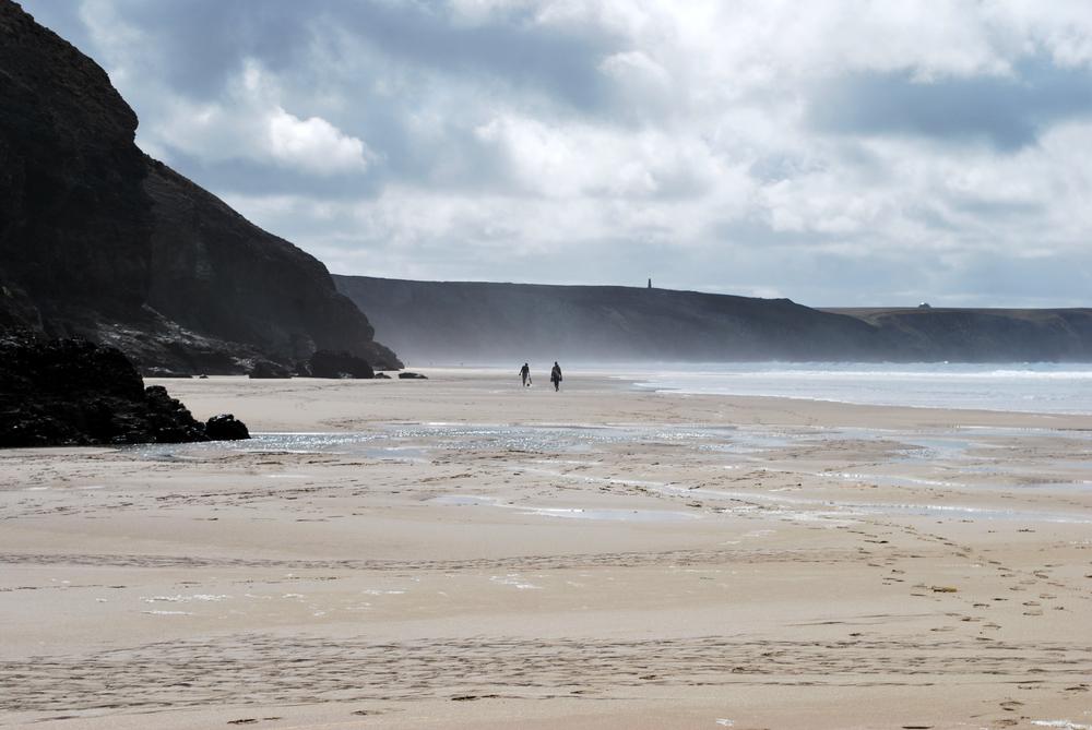Chapel Porth beach, Cornwall