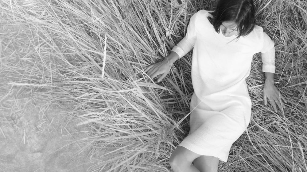 Elegant & easy—one of Niina's designs for Kielo.