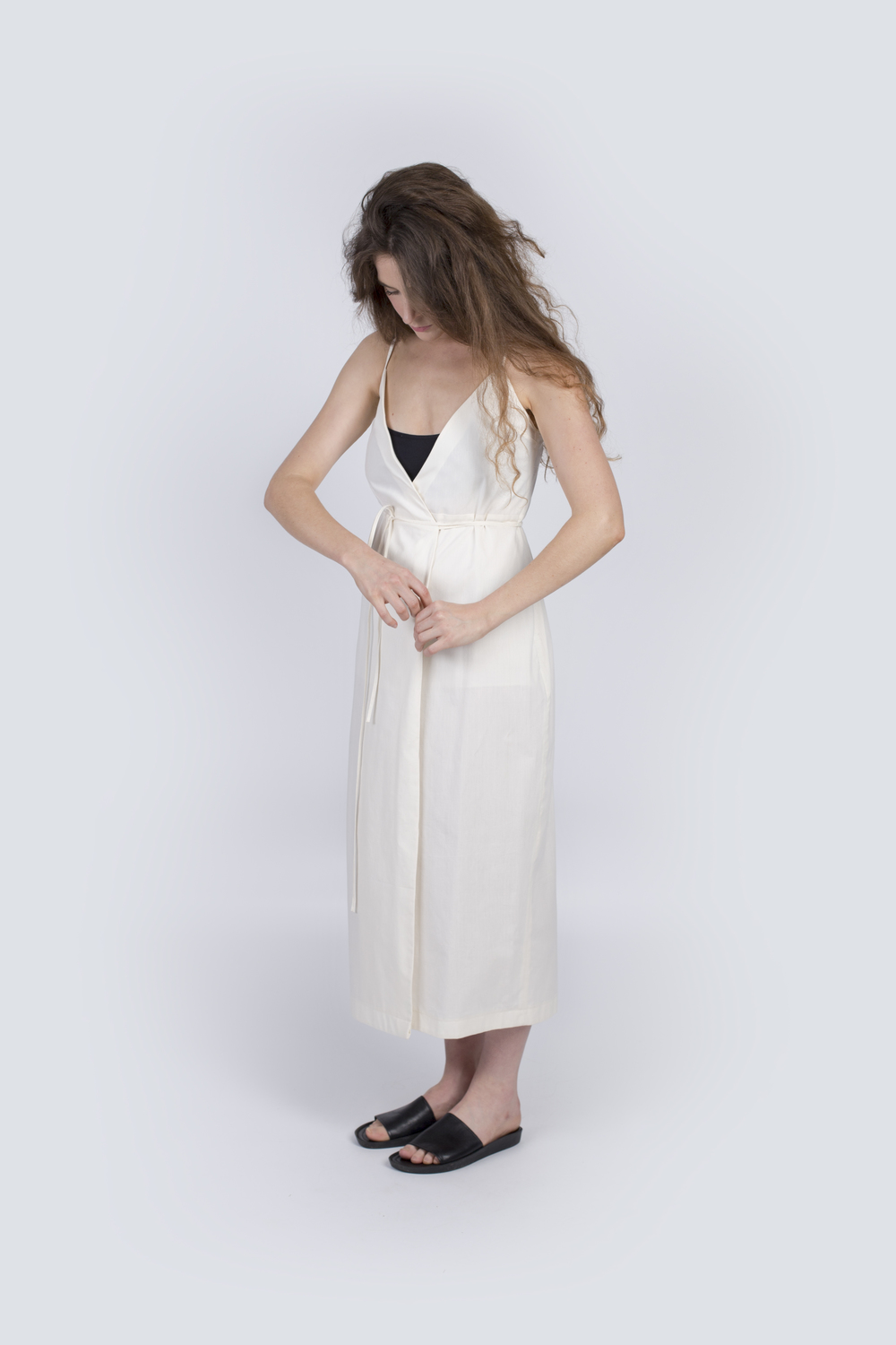 Minimal design in sustainable fabrics