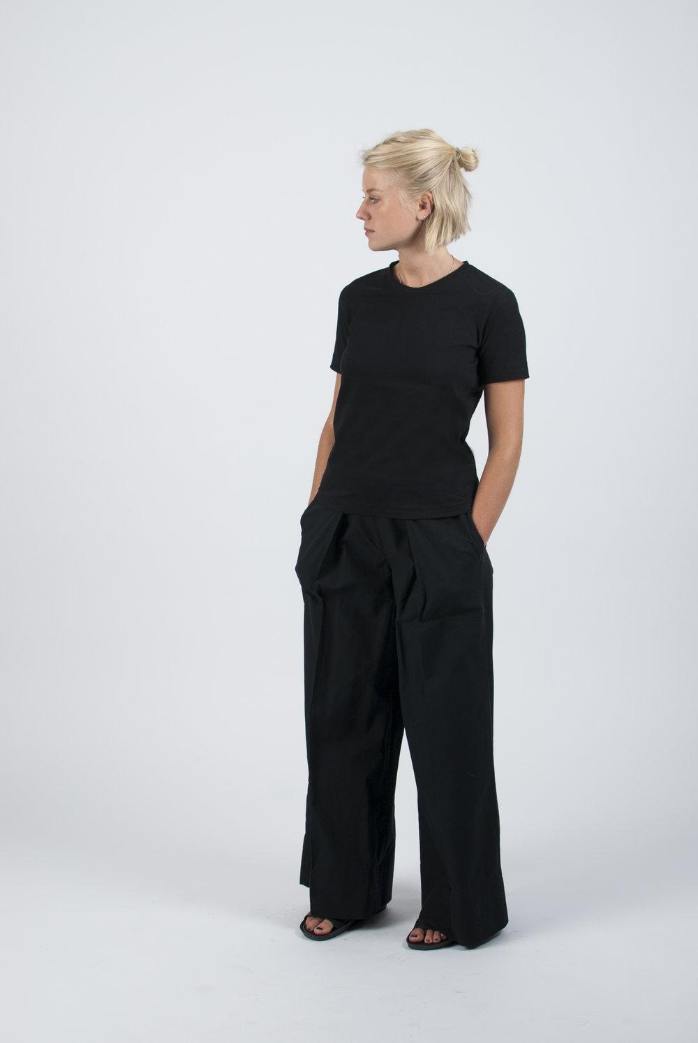 Veryan organic cotton t-shirt