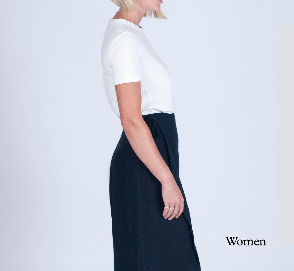 Veryan Womenswear Collection