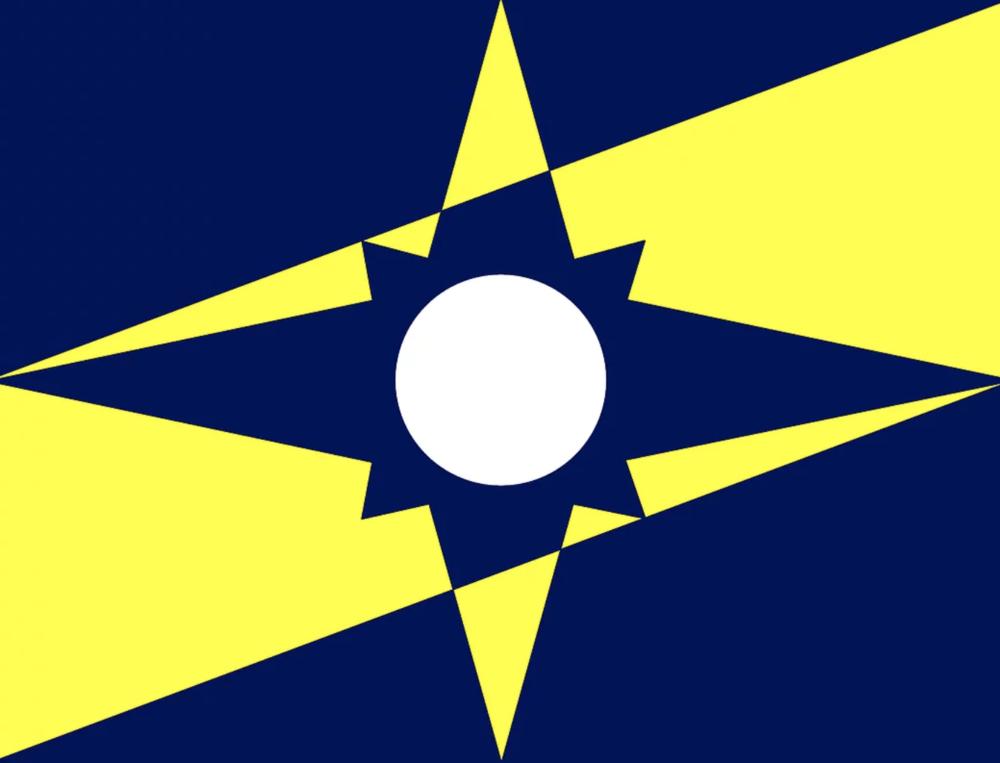 The flag of Zoltavia
