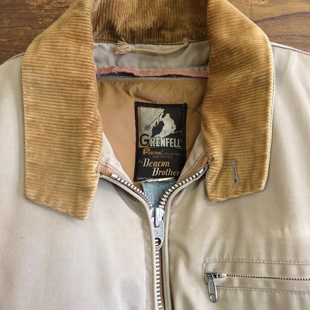 #1960s #grenfell #huntingjacket