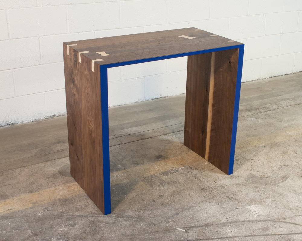 FOLDED END TABLES