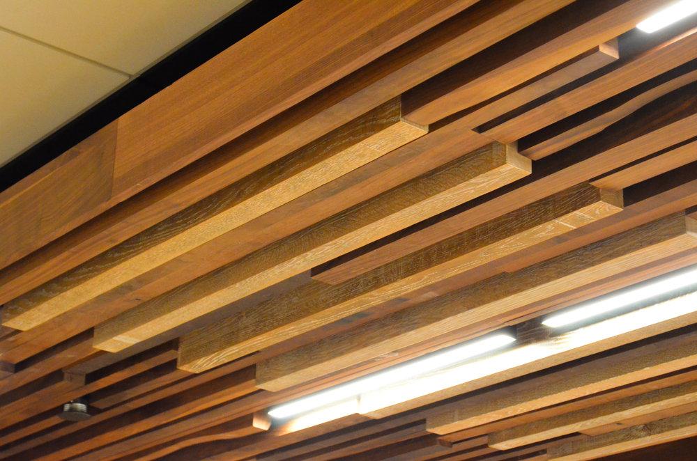 Custom Drop Ceiling