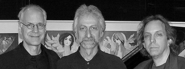David Clark, Armen Donelian and George Schuller