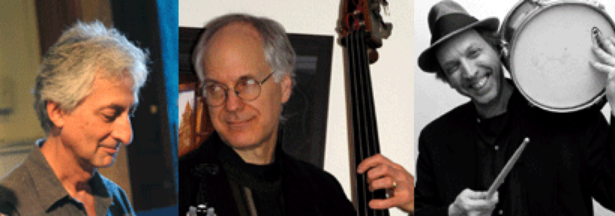 Armen Donelian (piano), David Clark (bass) and George Schuller (drums)