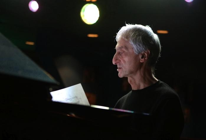 Pianist Armen Donelian