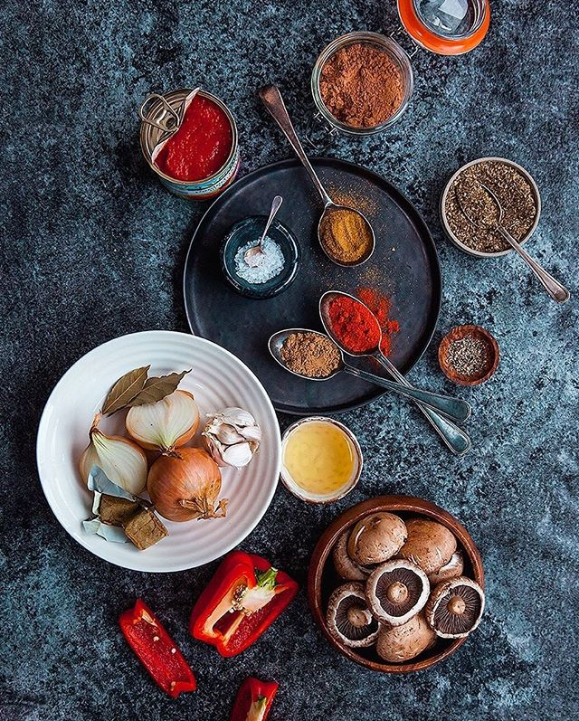 Making something spicy 🌶 . . . #spices #cookingspices #spicyfood #storecupboard #ingredients #foodfromabove #foodflatlay #foodphotography #foodphoto #foodstyling #eattherainbow #paleocooking #feedfeed #foodbuzzfeed #f52grams #foodgwaker #foodglooby #yahoofood #onthetable #kinfolktable #thehub_food #tastingtable #tastespotting #dailyfoodfeed #foodblogfeed