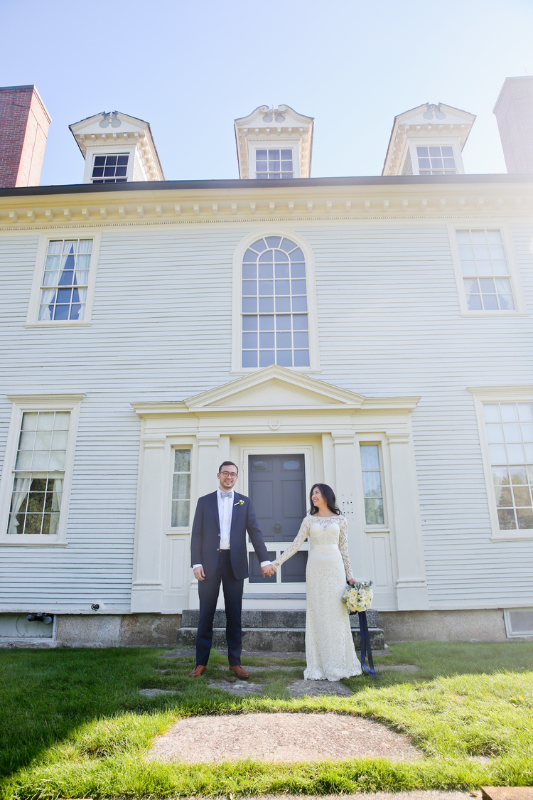 Our Wedding - Hamilton House, Maine - September 5, 2015 - ABOUT Our ...