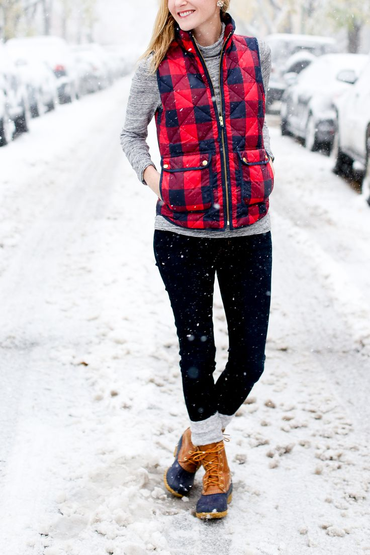 LL Bean Boots Preppy Outfit .jpg