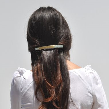 Barrette hairstyle.jpg