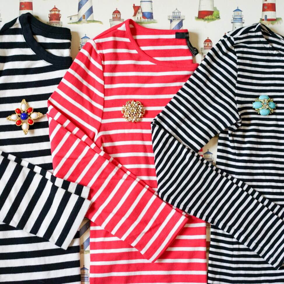 39199e2b Monday Must-Have: Striped Shirt - ABOUT Monday Must-Have: Striped ...