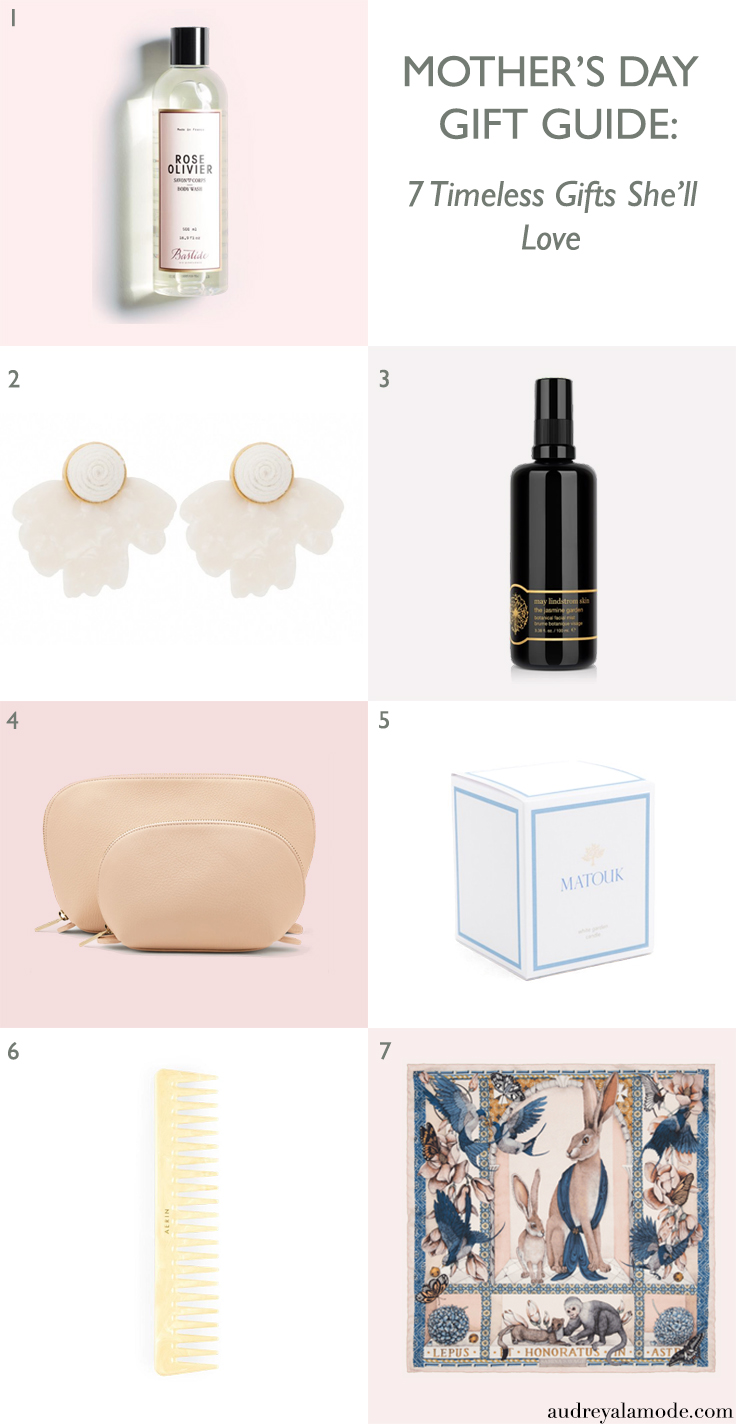 mothers-day-gift-guide-may-lindstrom-jasmine-garden-sabina-savage-silk-scarf-bastide-rose-olivier-aerin-ivory-comb.jpg