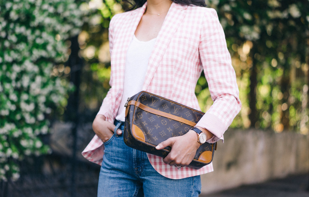 jcrew-gimgham-blazer-castaner-carina-espadrilles-louis-vuitton-clutch-everlane-jeans-everlane-tee-mejuri-diamond-necklace-jacy-watch-20.jpg