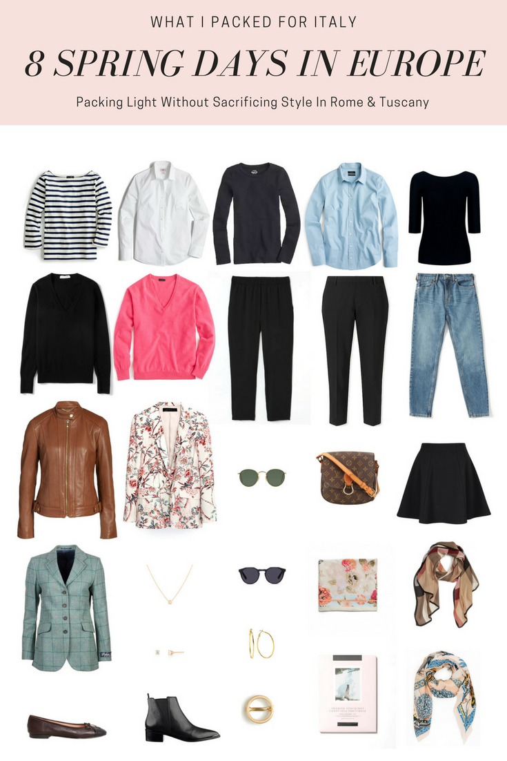 what-to-wear-in-italy-tuscany-minimal-packing-rome-packing-guide-rome-outifts-everlane-denim-everlane-cashmere-review-marc-fisher-yale-boots-everlane-oxford-chanel-ballet-flats-travel-capsule-wardrobe.png