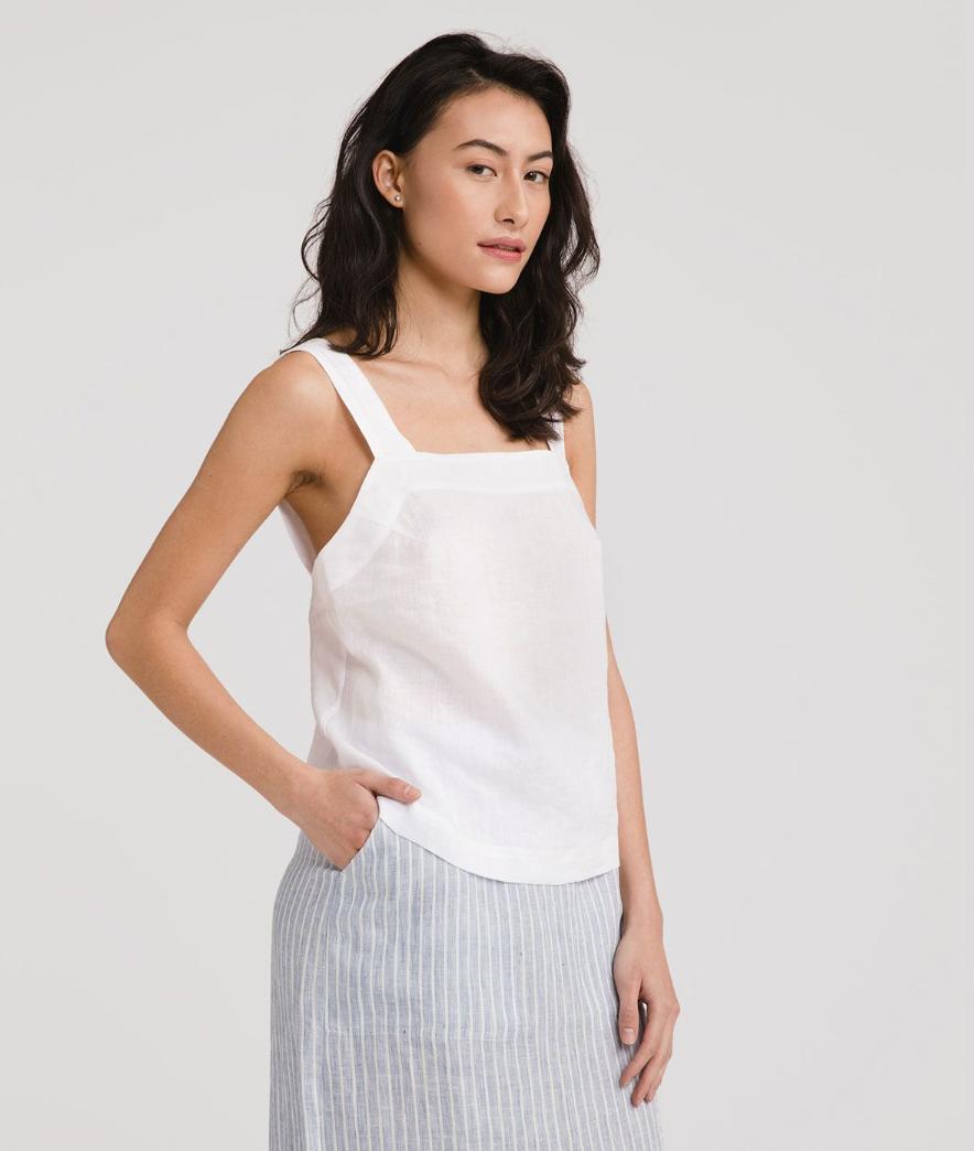 Linen Camisole $30