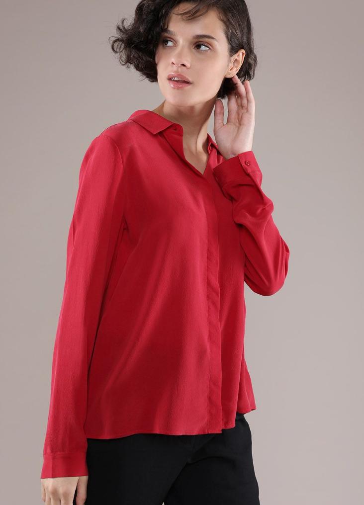 Silk Shirt $40