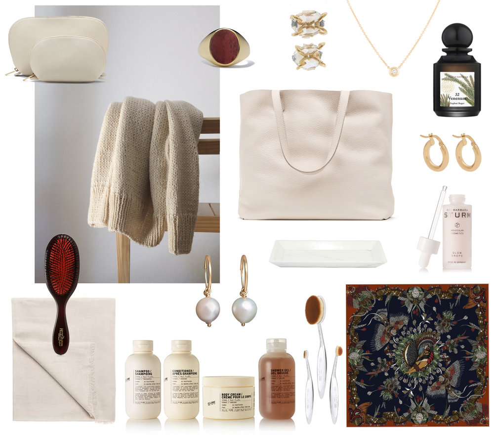 gift-guide-sabina-savage-scarf-cuyana-scarf-cuyana-travel-set-ruffs-signet-ring-artis-brush-mejuri-necklace-gold-hoops-nido-textiles-mason-pearson-brush-melissa-joy-manning-earrings-le-labo-set-lartisan-perfumer.jpg