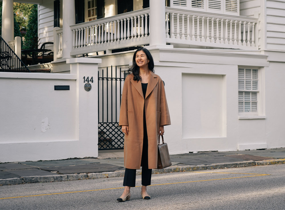 shop-curated-camel-coat-everlane-goweave-pants-vaneli-aliz-ruffs-signet-ring-7.jpg