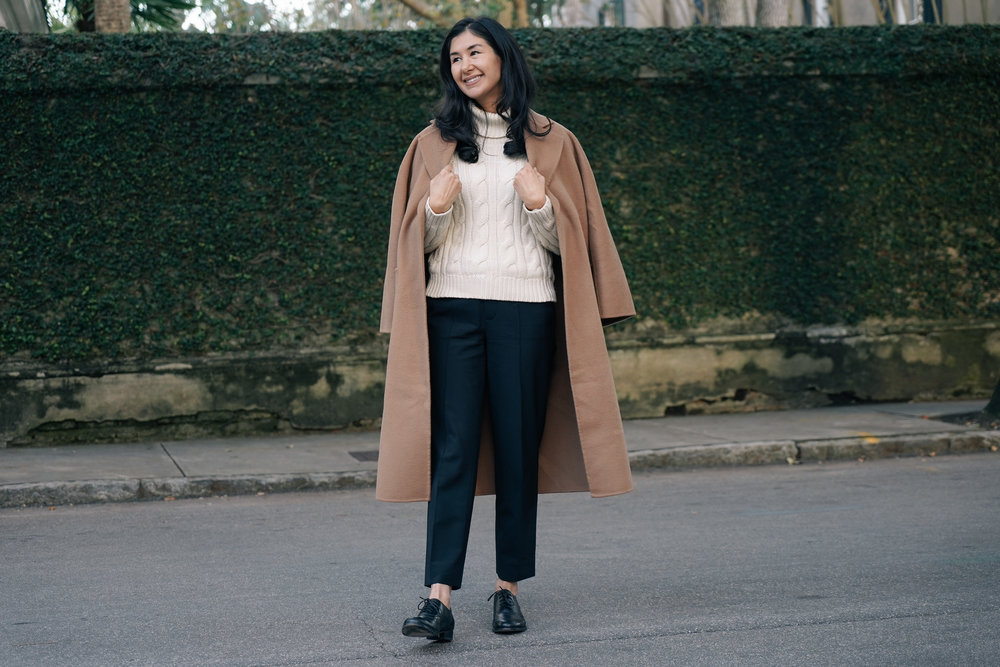 shop-curated-camel-coat-everlane-goweave-pants-wingtips-ruffs-signet-ring-mejuri-diamond-necklace-stone and strand-gold-huggies-14.jpg