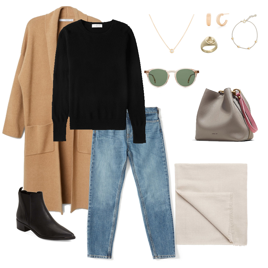 angela-roi-angelou-mini-bucket-thelma-loafers-wide-leg-crop-mejuri-pantos-paris-sunglasses-cuyana-scarf-transparent-sunglasses-ruffs-signet-ring-sabina-savage-scarf-the curated-camel-coat-.jpg