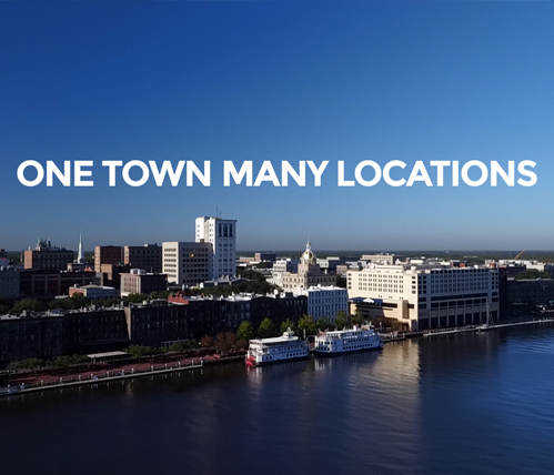 SAVANNAH ECONOMIC     DEVELOPMENT AUTHORITY  Campaign | Film Savannah   view