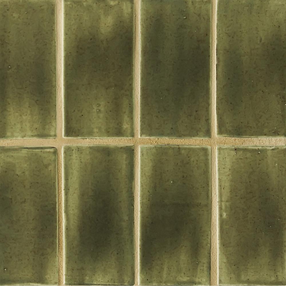 Rectangular, straight stack SPAN pattern #90 Oregano