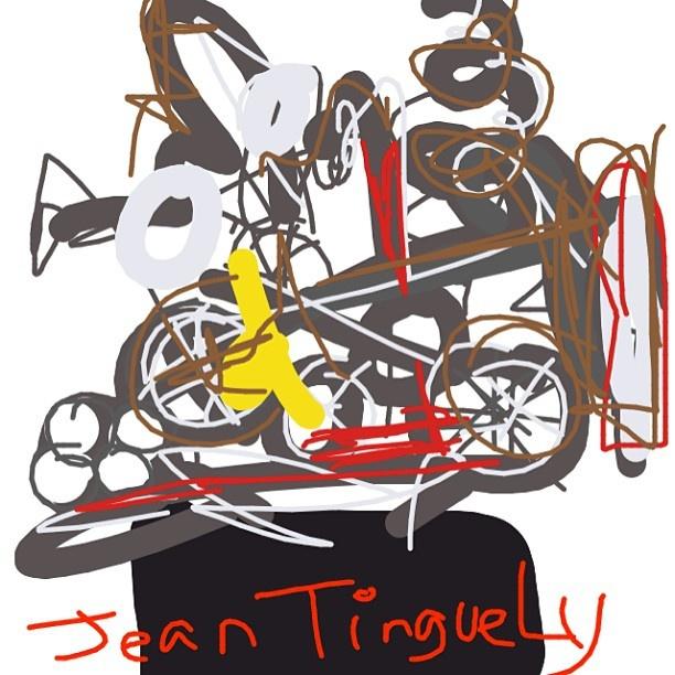 Narva, Jean Tinguely, 1961 at @MetMuseum