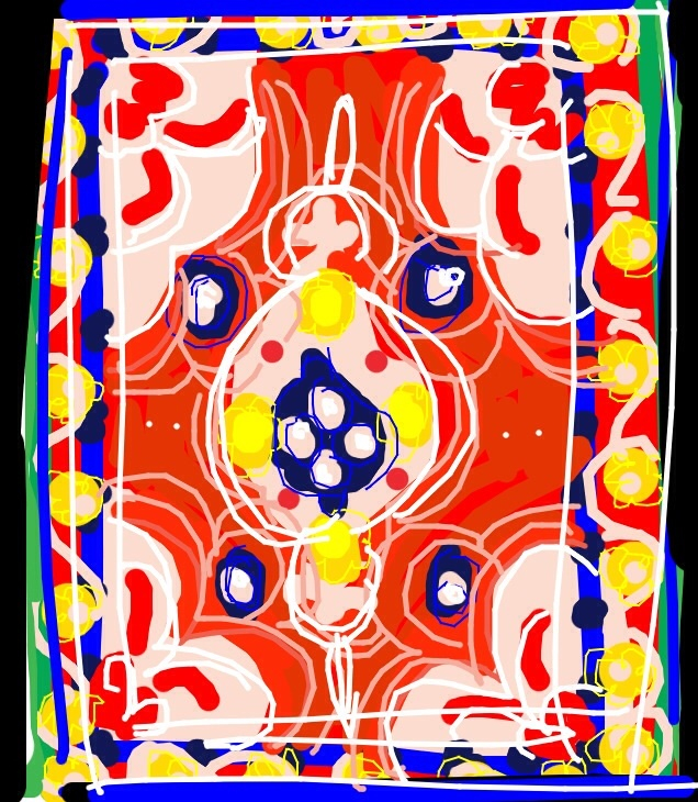 The Rothschild Small Silk Medallion Carpet, 1540-1560 at @MIAQatar