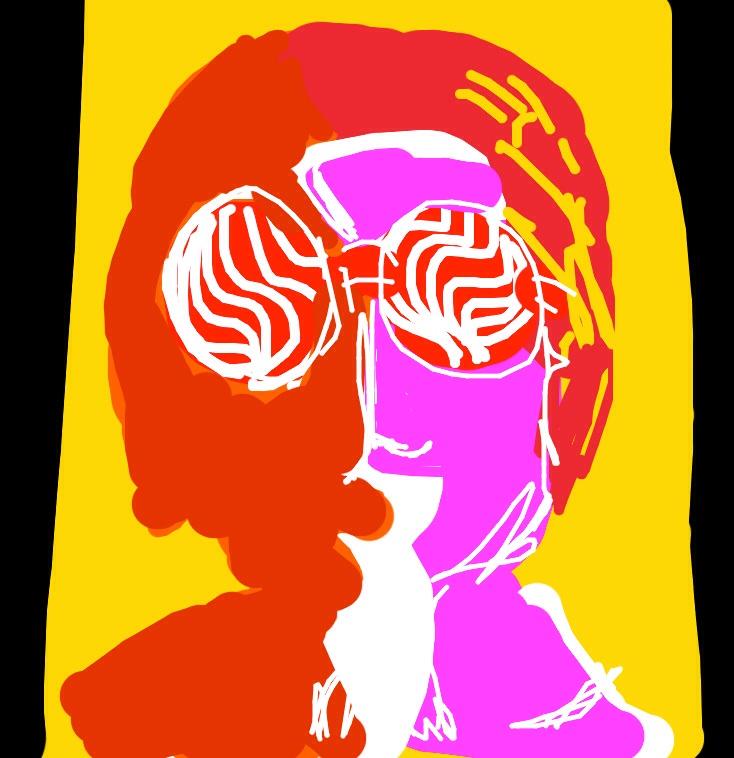 Poster,John Lennon, Richard Avedon, 1967