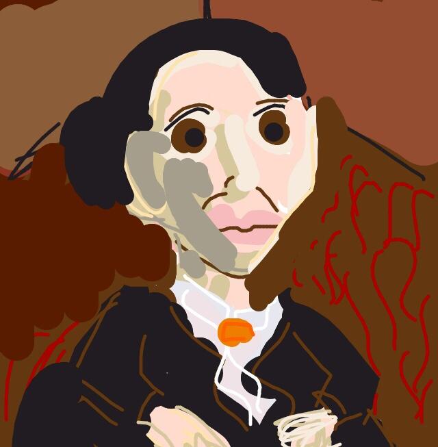 Gertrude Stein, Pablo Picasso, 1905-06