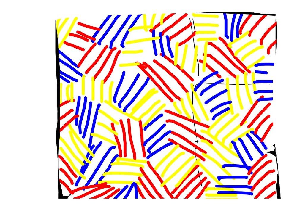 Untitled, Jasper Johns, 1975
