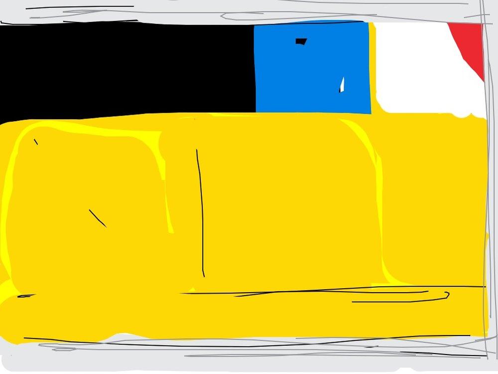 Untitled, Richard Diebenkorn, 1987