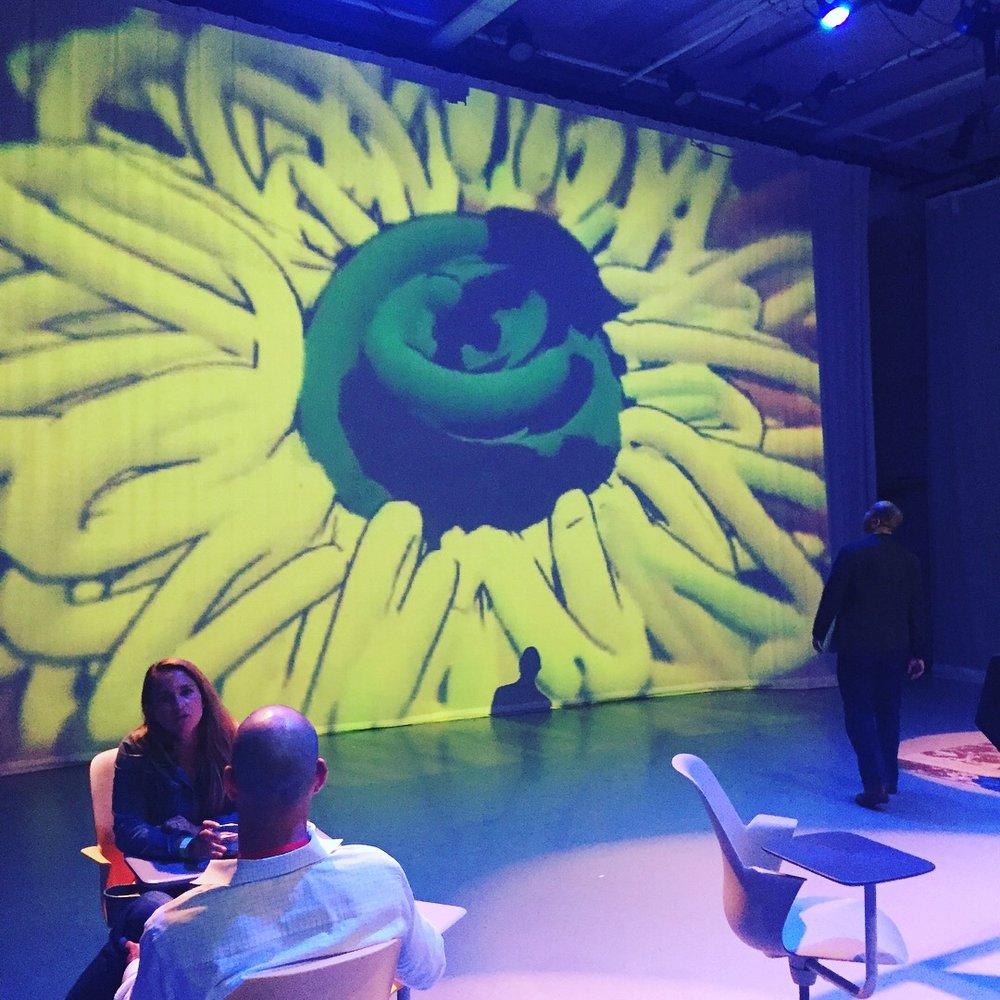 VR Garden, TEDx Minneapolis, 2017