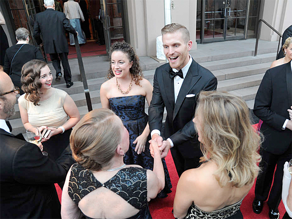 Opera Philadelphia Gala with Sarah Shafer and Rachel Sterrenberg