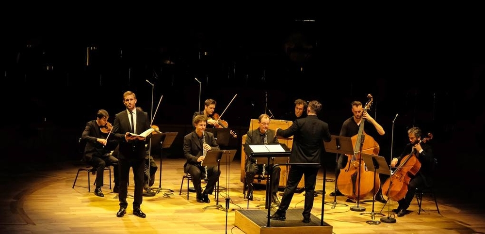 Passions with Ensemble Intercontemporain - Paris, France