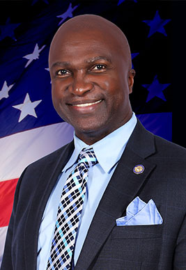 Plainfield Mayor Adrian O. Mapp